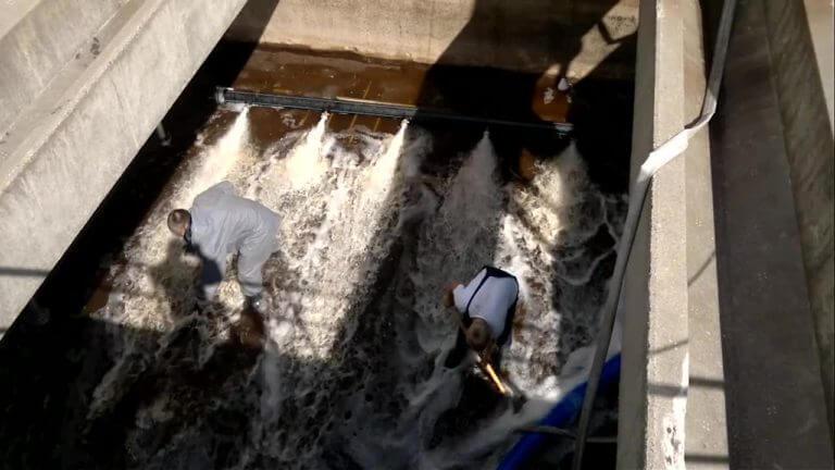 Откачка сточных вод